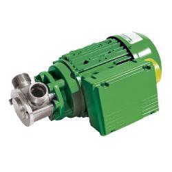 NIROSTAR 2000-C / PF pumphjulspump - 96 l / min - 3 bar - 230 V - 1400 rpm - med motor, kabel och plugg
