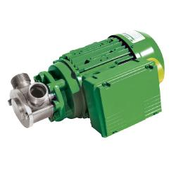 NIROSTAR 2000-C / PF impeller pump - 96 l / min - 3 bar - 400 V - 1400 rpm - with motor and cable - without plug