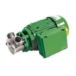 Impellerpumpe Nirostar E 2000-C/PF - 64 l/min - 230 V - 900 U/min - mit Motor, Kabel und Stecker