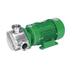 Impellerpumpe NIROSTAR 2000-E/PF - 300 l/min - 2 bar - 400 V - 700 U/min - mit Motor, Kabel - ohne Stecker