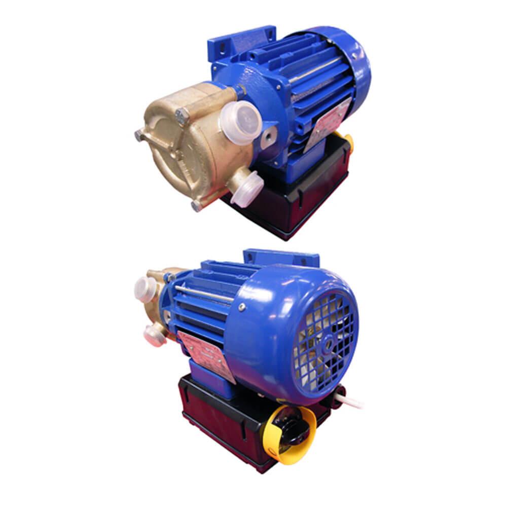 Impellerpumpe BINDA Nautic Edelstahl - max. 135 l/min - max. 400 V - max. 7.50 kW