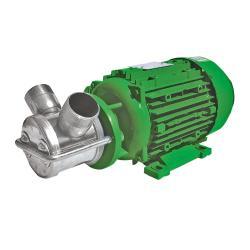 Impellerpumpe NIROSTAR 2000-D/PF - 115 l/min - 3 bar - 400 V - mit Motor und Kabel - ohne Stecker