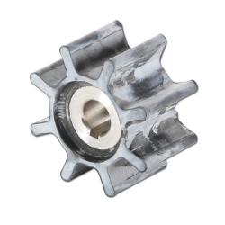 Ersatzimpeller - für Impellerpumpe - Slow tranfer Pump Binda - 230/400 V - Edelstahl