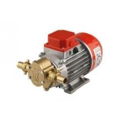 Elektrische Zahnradpumpe Rover Novax Marina G 20 - Bronze - 12/24 V - max. 1450l/h - 60 Double Rotation