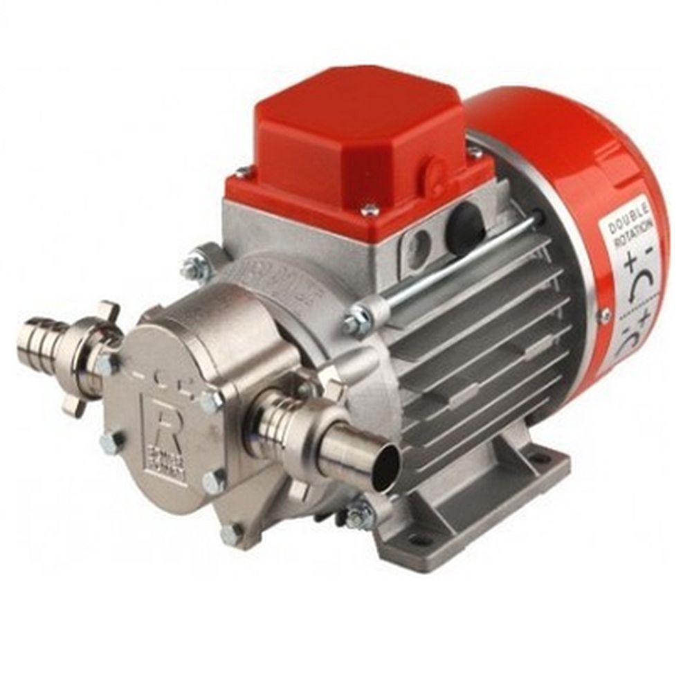 Pompa ad ingranaggi Marina - 12/24 V DC