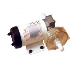 Kugghjulspump - Binda UP-DC AISI - elektrisk - 12/24 V eller 230 V