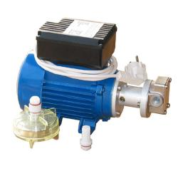 Electric Gear Pump UPX/AC Stainless Steel - 230 V