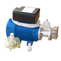 Elektrische Zahnradpumpe Binda UPX-AC - Edelstahl - max. 10 l/min - max. 6 bar - 230 V - 4,6 kg