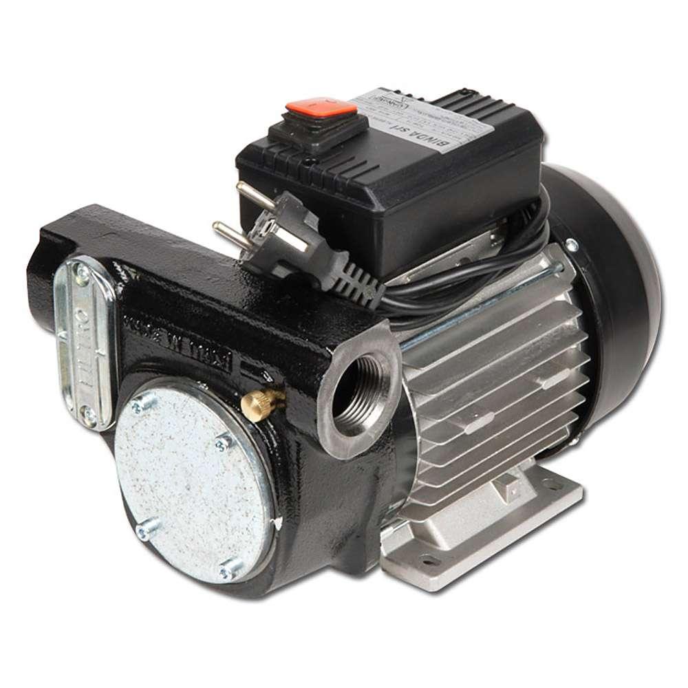 Pompa elettrica monofase AC Binda - ghisa / alluminio - max. 191 l / min - max. 2,24 kW - 230 V - max. 38 kg