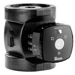 Flanschpumpe HEP Optimo L+ - Förderhöhe max. 12 m - max. 45 m³/h - Einbaulänge max. 340 mm - Gusseisen