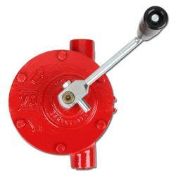 Patay Rotary Hand Pump - Cast Iron