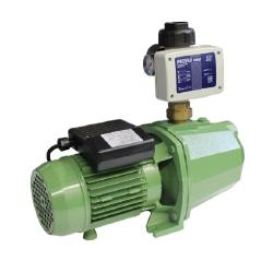 Hauswasserwerk JET 150/E - 230 V - 120 l/min - 7,2 m³/h - Förderdruck 5 bar