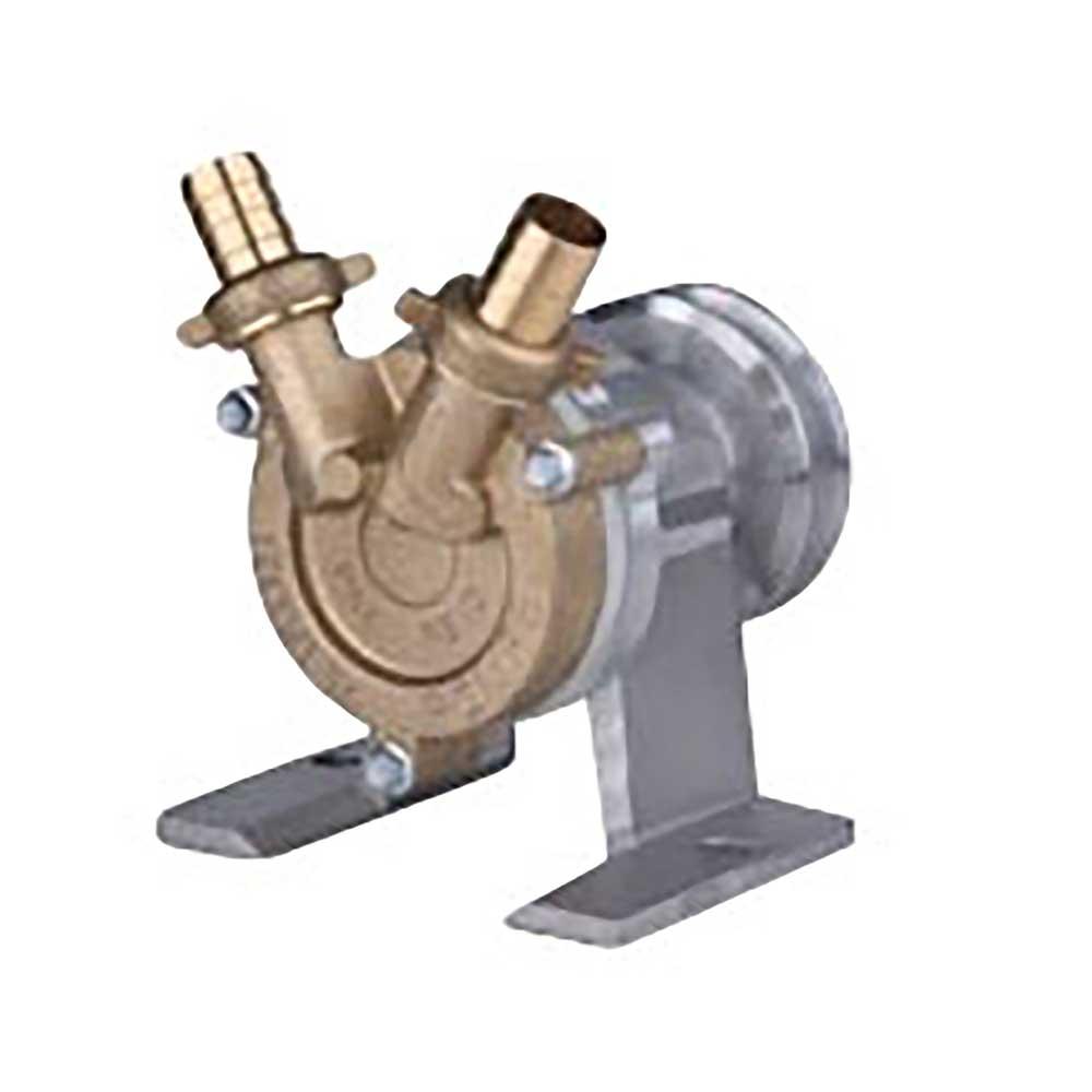 Kreiselpumpe N - für den Keilriemenantrieb - 100 bis 15000 l/h - max. 24 m - selbstansaugend