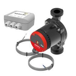 Hocheffizienzpumpen-Set HEP BB2 - Pumpe und Übersetzungsregler - Einbaulänge 130/180 mm - Grauguss