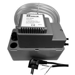 Kondensatpumpe Lift Basic - für Geräte bis 300 kW - max. 200 l/h - 200 x 105 x 160 mm für Boden- und Wandmontage