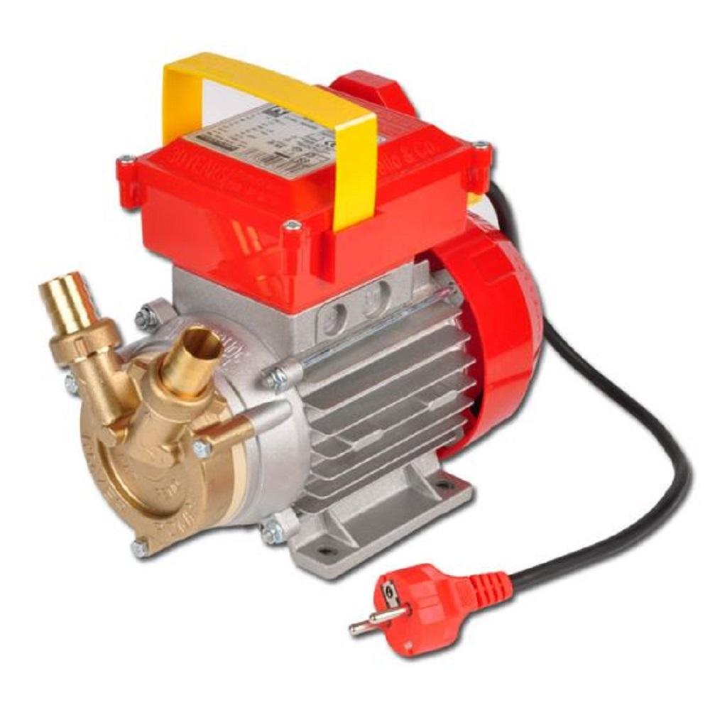 Kreiselpumpe Serie BE-M - IP 55 - 0,5 bis 0,6 PS - 1700 bis 2500 l/h - 12 bis 25 m - Bronze