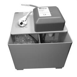 Kondensatpumpe Lift NT25 - mit Neutralisationstank - max. 14 l/h - Alarmkontakt - Zubehör/Wartungs-Sets