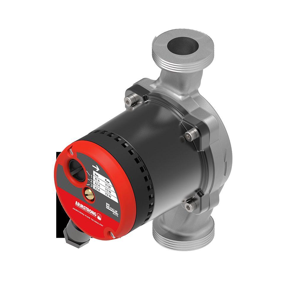 Pompe de circulation d'eau potable BUPA (N) - max. 3,7 m³/h - max. 180 mm de longueur d'installation - acier inoxydable