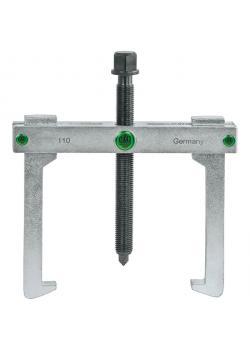 """Universal Abzieher """"Techno"""" - 2-armig - KUKKO - Spannbereich 50 mm bis 350 mm"""
