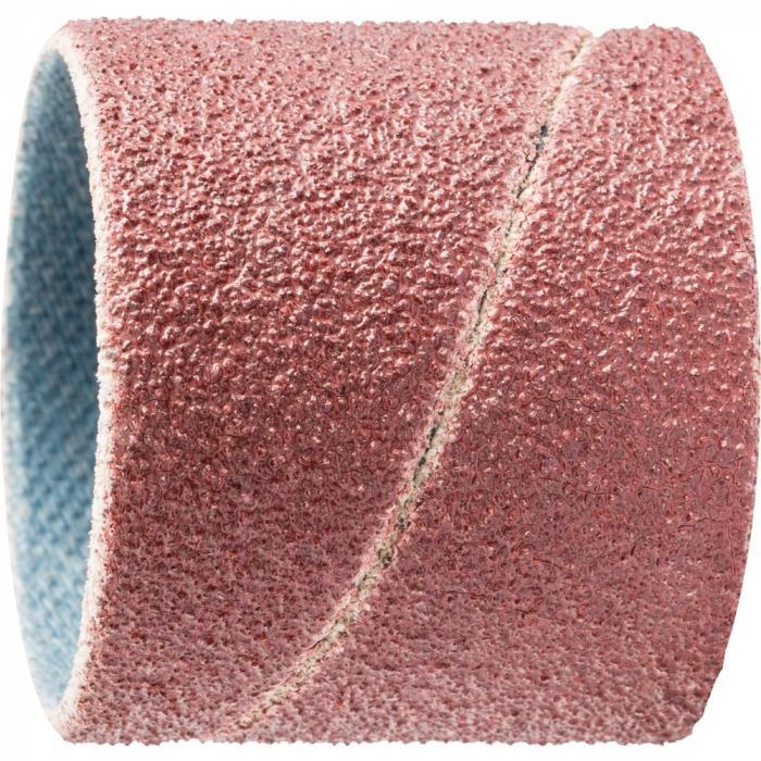PFERD Schleifhülse KSB - Korund A - Zylindrische Form - Durchmesser 25 mm - Korngröße 60 und 80 - VE 25 Stück - Preis per VE