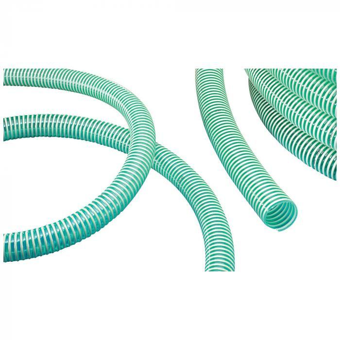 NORPLAST® PVC 380 GREEN - schwer- Innen-Ø 20 bis 100-102 mm -  bis 50 m - Preis per Rolle