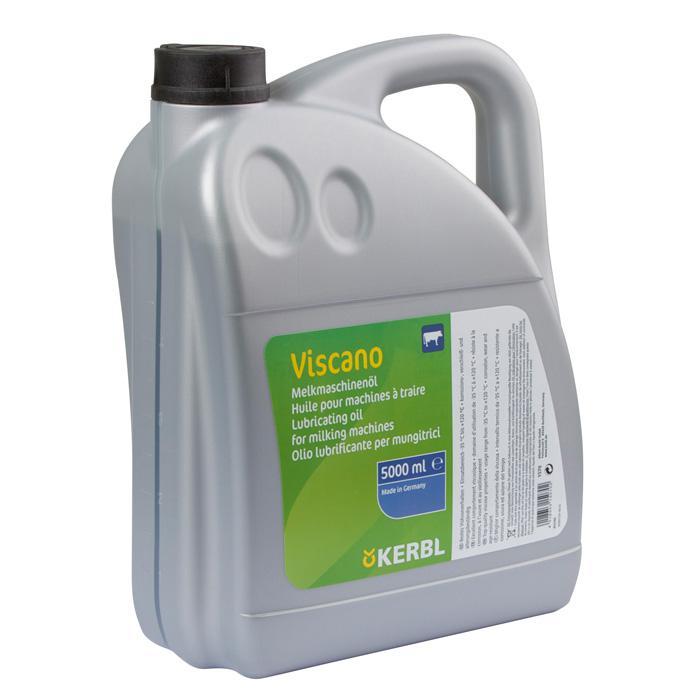 Melkmaschinenöl VISCANO -  1 bis 10 l
