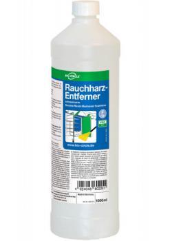 Rökhartsborttagare - lågskummande - lösningsmedelsfri - fosfatfri - VOC -fri - flaska 1000 ml