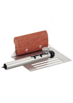 Oberflächen-Härteprüfer RI-RI - mit gefedertem Spezialstift - bestehend aus 2 Teilen