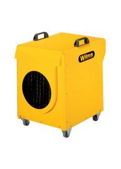Elektroheizer mit Axialventilator EL 10 - Heizleistung 4,6/6,8/9,0 kW - 400V / 50HZ