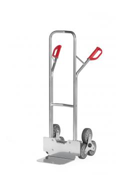 Aluminium stairclimber - three-arm wheel star - 200 kg