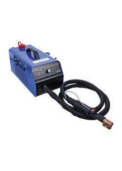 Induktionsheizgerät - NFZ-Ausführung - flüssigkeitsgekühlt - Netzfrequenz 50 bis 60 Hz - Netzspannung 230 V