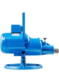 Antriebsmotor - PFERD SD 25-40 400 V - inkl. Fuß - für schwere Schleifarbeiten