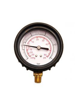 Manometer - für Vakuumpistole von BGS
