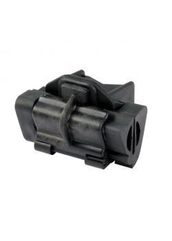 clip Suspension - rigide - Plage de serrage Ø 8-20 mm - pour les câbles aériens optiques