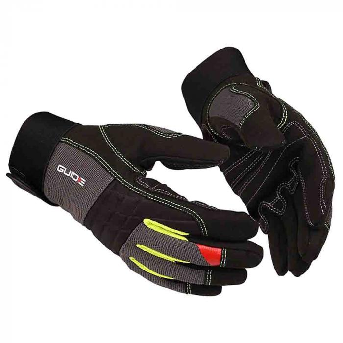 Skyddshandskar 5001 Guide PP - syntetiskt läder - storlek 08 till 11 - pris per par