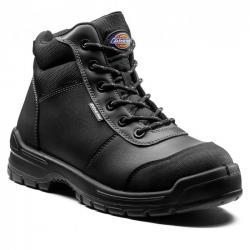 Sicherheitsstiefel Andover - Dickies - EN ISO 20345:2011 S3 SRC - Größe 46 - schwarz