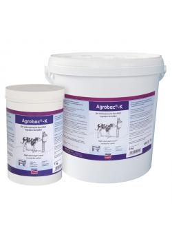 Agrobac®-K Powder - Electrolytes, Yeasts, Digestible Carbohydrates and Bentonite - 1 to 5 kg