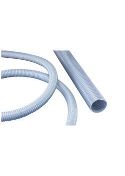 NORPLAST® PVC 389 SUPERELASTIC PLUS - superschwer - Innen-Ø 75-76 bis 100-102 mm - bis 50 m - Preis per Rolle