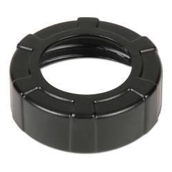 Union nut aluminum - for Alurohrpresse - color black