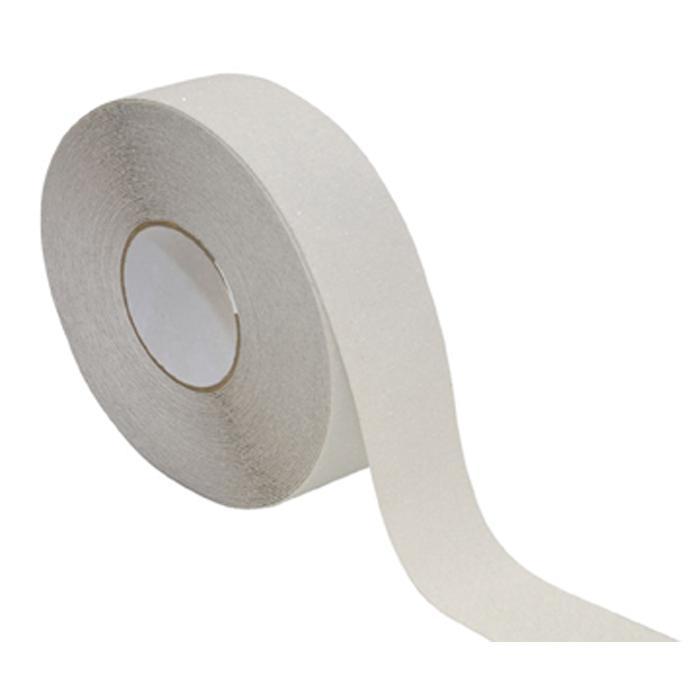 ROLL-Antirutschband - für Schwimmbäder - Breite 50 mm - Rolle á 18 m - Farbe transparent oder grau