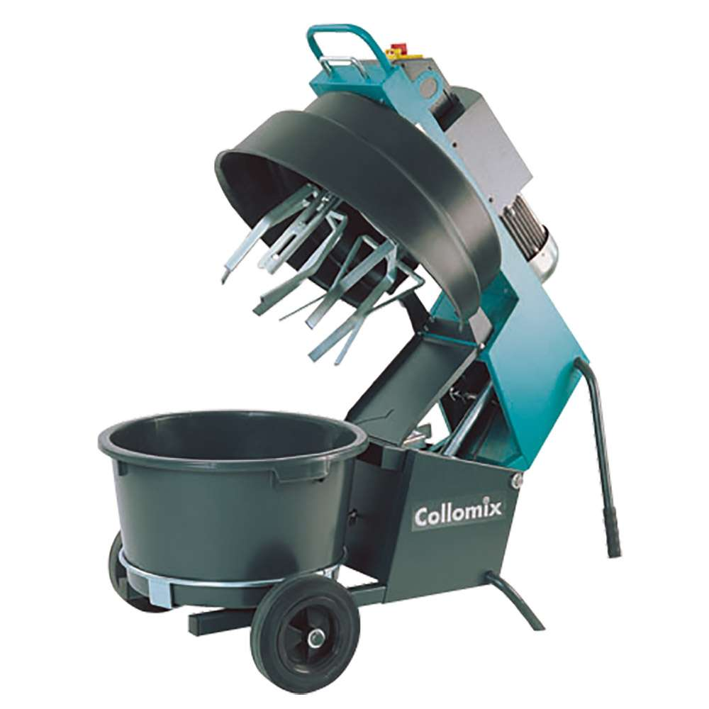 "Compulsory Mixer Container Up To 65 l 230/400 Volt ""COLLOMIX XM 2 - 650"""