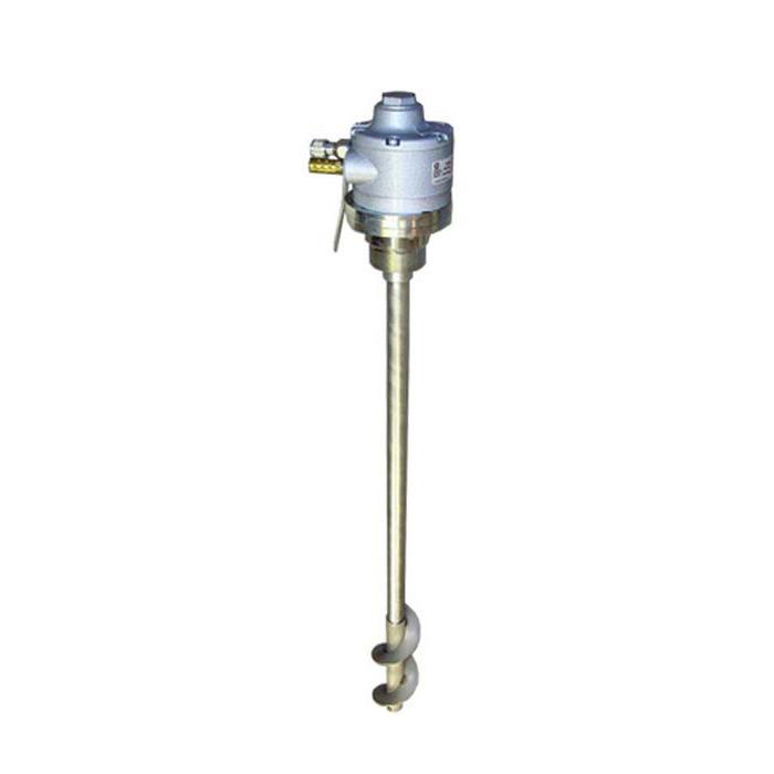 Twistork ™ Schneckenrührwerk - for 200 liter drum - 7 bar - without priming