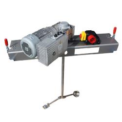 Spur gears agitator - for IBC 1000 liters to 10000 mPas & Media