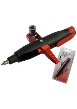 Cabinet key included screwdriver - length 138 mm - universal