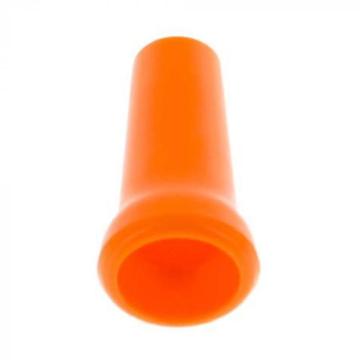 """Runt munstycke - Ø 1,6 till 6,4 mm (inuti) - för ledad slang 1/4 """""""
