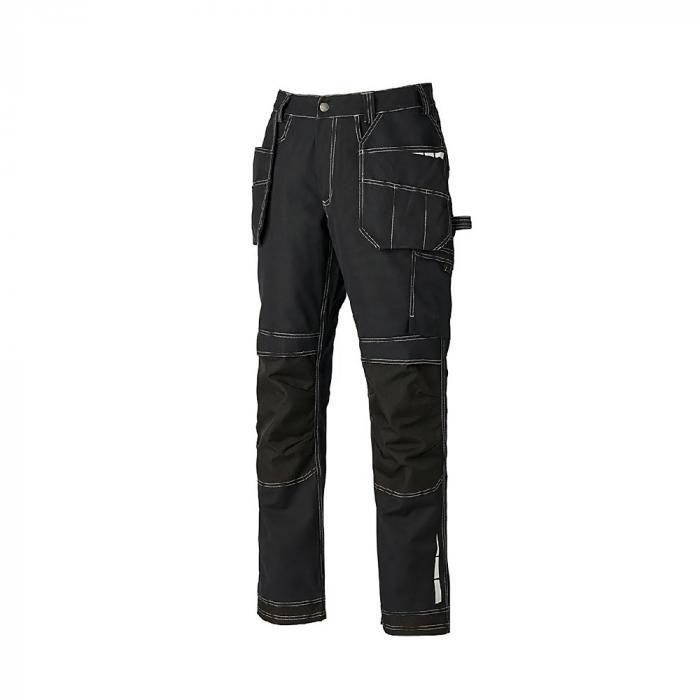 Handwerkerhose Eisenhower Extreme - Dickies - Größe 86 bis 130 - schwarz