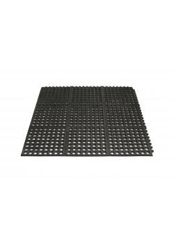 Arbetsplatsmatta - Yoga Allround® - 90 x 90 cm - tjocklek 15 mm - R10