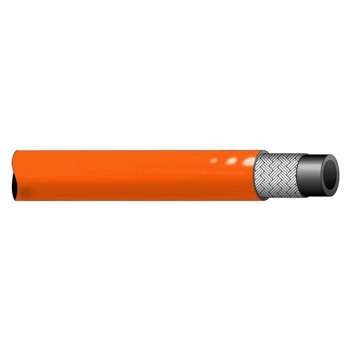 Thermoplastikschlauch TP-R7NC - nach SAE 100 R7 - PU/PEL - DN 6 bis 8 - Außen-Ø 12,2 bis 14,3 mm - PN bis 210  - Preis per Rolle