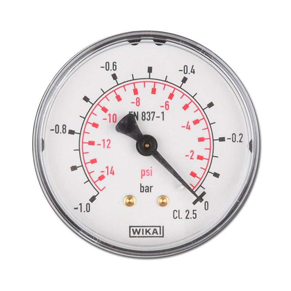 SMC Präzisions-Druckregler - 4,0 bar - ohne Manometer - manuell betätigt