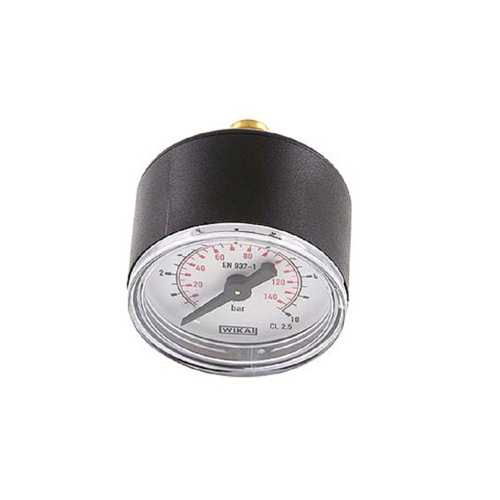 SMC Präzisions-Druckregler - 8,0 bar - ohne Manometer - manuell betätigt